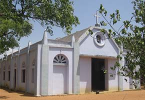 Kallikulam Siluvaipati Church